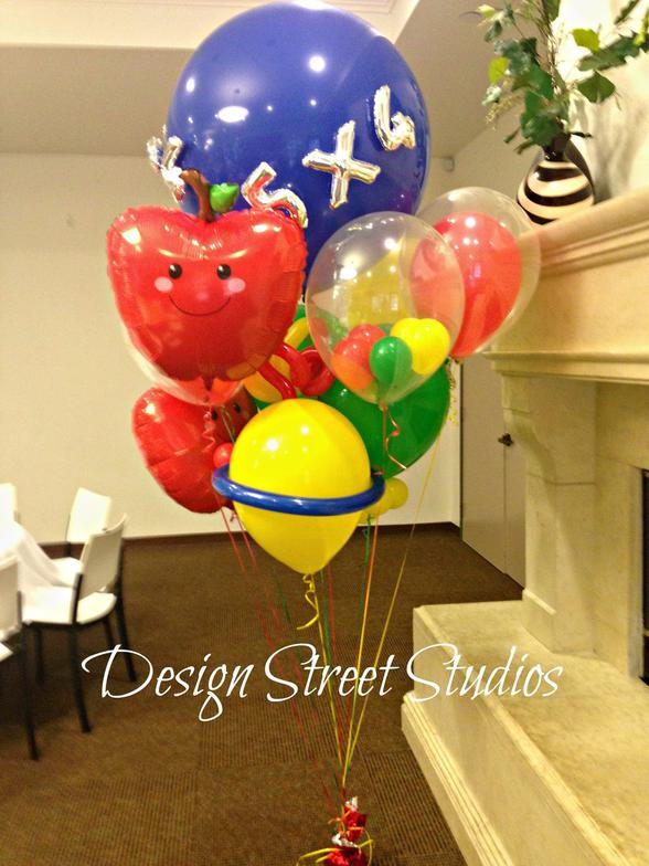 Teachers Balloon Bouquet